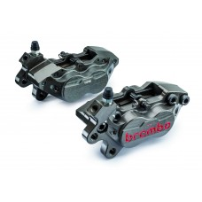Brembo Racing Billet Caliper Kit for Yamaha T-Max
