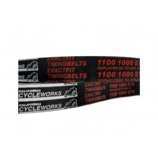 CA Cycleworks ExactFit Timing Belts for Ducati 1000 and 1100 2V Engines  ST3  and Bimota