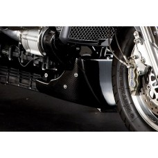 CARBONDRY - CARBON FIBER BELLY PAN FOR TRIUMPH ROCKET III
