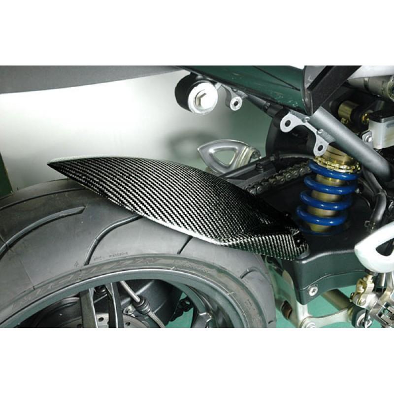 Carbondry Carbon Fiber Rear Fender For Triumph Speed Triple 2005 10