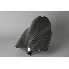 CARBONDRY - CARBON FIBER FLY SCREEN FOR TRIUMPH SPEED TRIPLE 2005-10