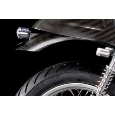CARBONDRY - CARBON FIBER REAR FENDER KIT FOR TRIUMPH THRUXTON 2003-15
