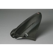 CARBONDRY - CARBON FIBER REAR HUGGER FOR TRIUMPH TIGER 1050 (2006-10)