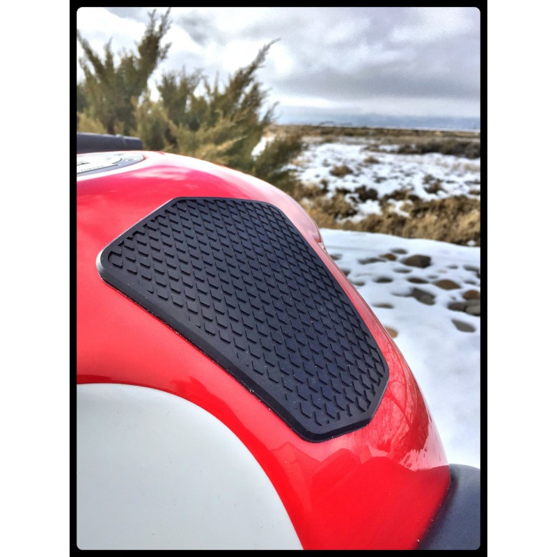 TechSpec Tank Grip Pads for the BMW K1200RS