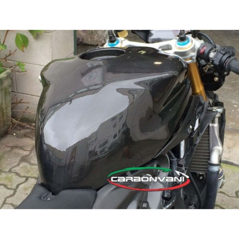 Carbonvani Ducati 1199 Panigale Carbon Fiber Tank X Large 4 L