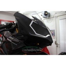 CARBONVANI - DUCATI 1199 PANIGALE CARBON FIBER HEADLIGHT FAIRING - RACING VERSION