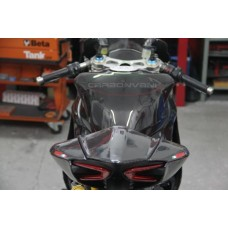 CARBONVANI - DUCATI 1199 PANIGALE 3 PIECE TAIL SECTION  ROAD VERSION
