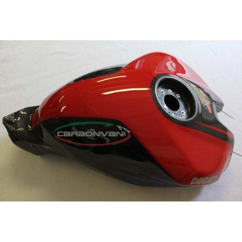 Carbonvani Ducati 1299 Panigale Carbon Fiber Petrol Tank Tank Rr
