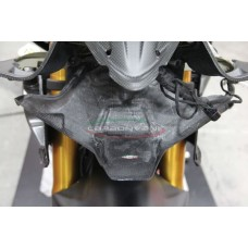 CARBONVANI - DUCATI 1199 PANIGALE CARBON FIBER HEADLIGHT AIRDUCT  RACING