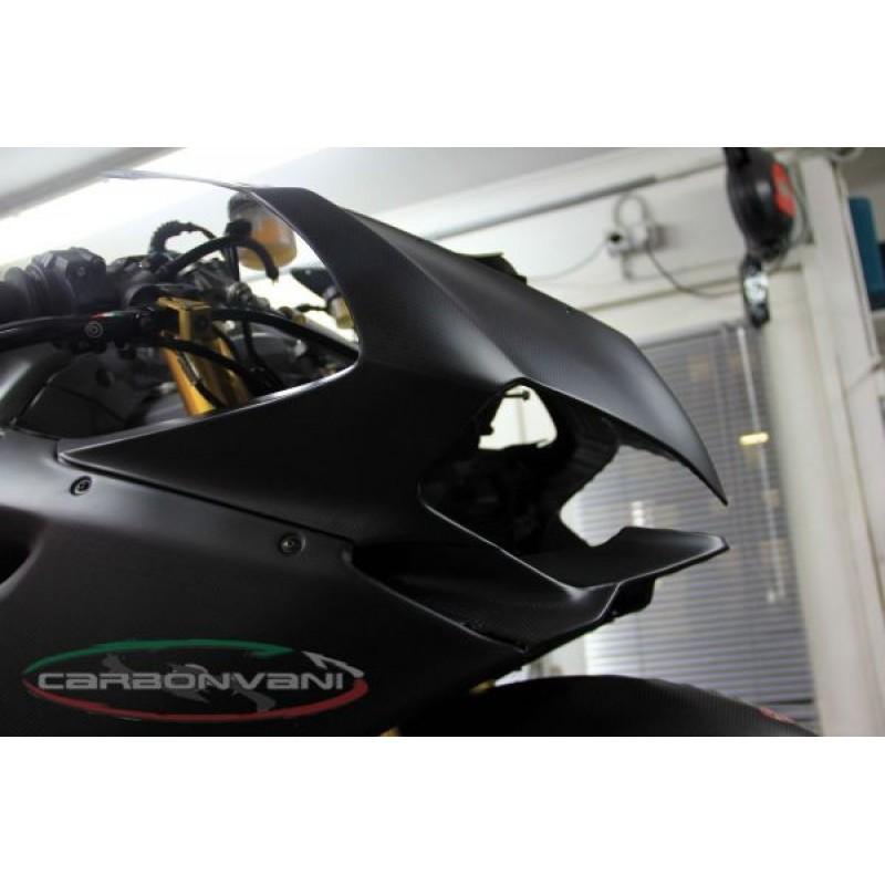 Carbonvani Ducati 1299 Panigale Carbon Fiber Headlight Fairing
