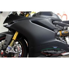 CARBONVANI - DUCATI 1199 PANIGALE CARBON FIBER LH SIDE PANEL