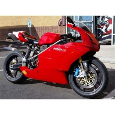 2003 Ducati 999 (now 1038cc) Totally Custom - Mrs. Jones