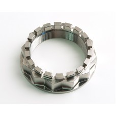 Motocorse Billet Titanium Rear Wheel / Sprocket Nut for Ducati's and MV Agusta's