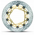 Brembo 310mm Rotor Kit for the Kawasaki Z1000/Z800/ZX10R/ZX14R/ZX6RR