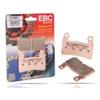 EBC Brakes Double-H Sintered Superbike Brake Pads TEMPLATE