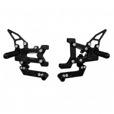 Driven Racing TT Rearsets for the Ducati Panigale 1199 / 899
