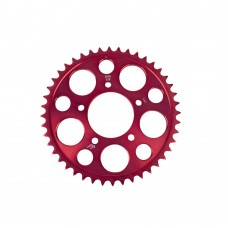 Driven Racing Aluminum Dual Sided Swing Arm (DSSA) Rear Sprockets For Road Bikes (OE and Aftermarket Wheels)
