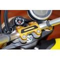 Ducabike Billet Handlebar Clamp for the Ducati Scrambler - 28mm ( 1 1/18 inch) Handlebar