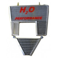 Galletto Radiatori (H2O Performance) Oversized Radiator and Oil Cooler kit For Ducati 749 & 999