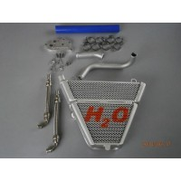 Galletto Radiatori (H2O Performance) Oil Cooler kit For Ducati 899  959  1199 & 1299 Panigale