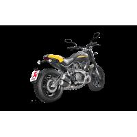 Akrapovic Titanium Exhaust Header Ducati Scrambler