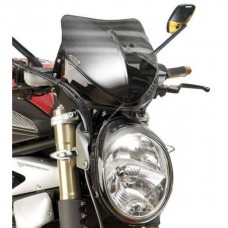 Barracuda Aerosport Windshield for the MV Agusta Brutale 910S-989R-1078RR (2005-2011)
