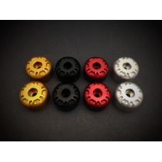 AEM FACTORY - 'LINEAR' SOLID COLOR BAR ENDS