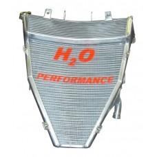 Galletto Radiatori (H2O Performance) Oversize Radiator kit For Honda CBR600RR (2003-05)