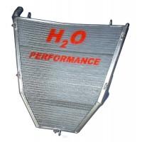 Galletto Radiatori (H2O Performance) Oversize Radiator kit For Honda CBR1000RR (2004-05)