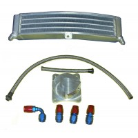 Galletto Radiatori (H2O Performance) Oil Cooler kit For Honda CBR600RR (2007+)