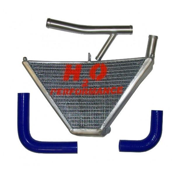 Galletto Radiatori (H2O Performance) Additional Radiator kit For Honda CBR600RR (2007+)