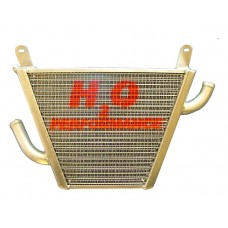 Galletto Radiatori (H2O Performance) Additional Radiator kit For Honda Hornet