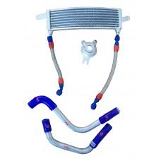 Galletto Radiatori (H2O Performance) Oil Cooler kit For Honda CBR1000RR (2008-13)