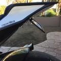 Motobox Integrated Tailight and Fender Eliminator for the RSV4/Tuono V4