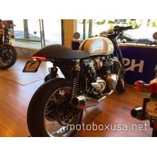 Motobox Triumph 2016+ Thruxton 1200 Slimline LED Integrated Taillight kit