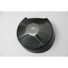 CARBONDRY - CARBON FIBER ALTERNATOR COVER FOR TRIUMPH DAYTONA 675 / STREET TRIPLE 2006/08