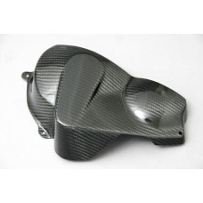 CARBONDRY - CARBON FIBER CLUTCH AND PULSE COVER FOR TRIUMPH DAYTONA 675 / STREET TRIPLE 2006/08