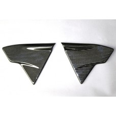 CARBONDRY - DUCATI 748 / 916 / 996 /998 CARBON FIBER HEAT SHIELD SIDE PROTECTORS