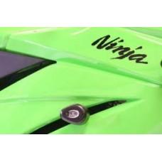 R&G Racing (Aero style) Frame Sliders  Kawasaki Ninja 250R '08-'12