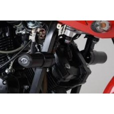 R&G Racing (Aero style) Frame Sliders  Hyosung GT125/250 naked