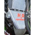 Galletto Radiatori (H2O Performance) Additional Radiator kit For Kawasaki ZX-10R (2008-10)