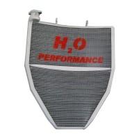 Galletto Radiatori (H2O Performance) Oversize Radiator kit For Kawasaki ZX-10R (2011-15)