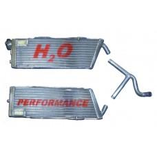 Galletto Radiatori (H2O Performance) Oversized Radiator Pair For KTM Supermotard 570