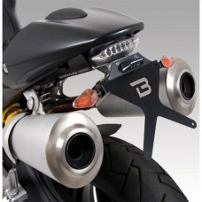 Barracuda Kit Licence Plate for the Ducati Monster 696-796