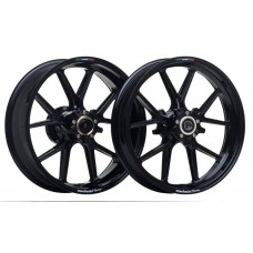 MARCHESINI - M10RS - CORSE - FORGED MAGNESIUM WHEELSET: DUCATI 848 / S4RS / HYPERMOTARD / M1100 / M796 5.5