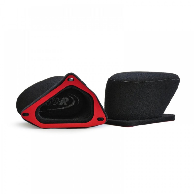 mwr air filter pods for the ducati 848 1098 1198 sf. Black Bedroom Furniture Sets. Home Design Ideas