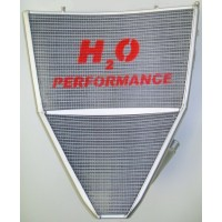 Galletto Radiatori (H2O Performance) Oversize Radiator kit For MV Agusta F4 (2008-12)
