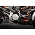 Ducabike 3D Wet Clutch Cover for the Ducati Diavel 1260