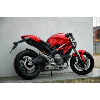 QD Exhaust EX-BOX Complete System - DUCATI MONSTER S4R (2003-06)
