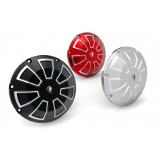 Ducabike 3D Wet Clutch Cover for the Ducati 848  Streetfighter 848  Monster 696/796/1100/1200  Hypermotard 796  and Multistrada 1200 (2010-2014)